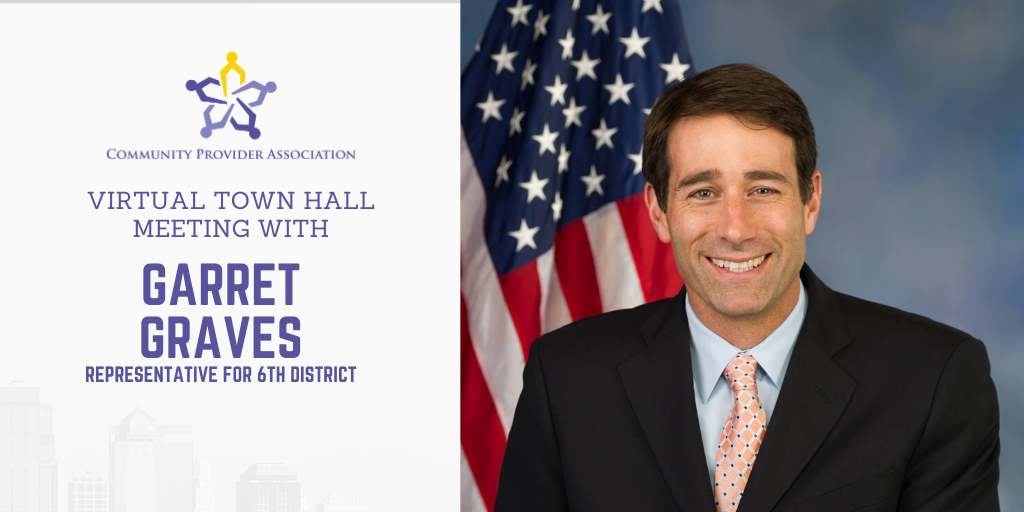 Louisiana Virtual Town Hall Meeting, Garret Graves, 6th District Rep