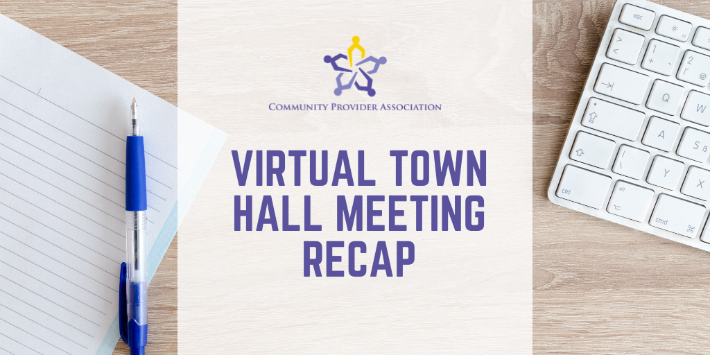 CPA Virtual Town Hall Meetings