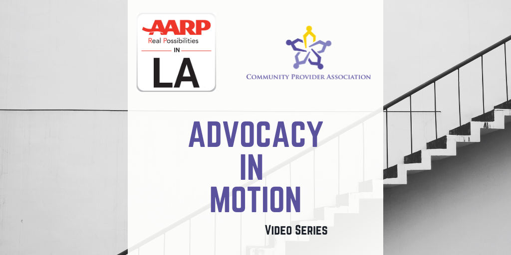 AARP and CPA Connect: Advocacy in Motion