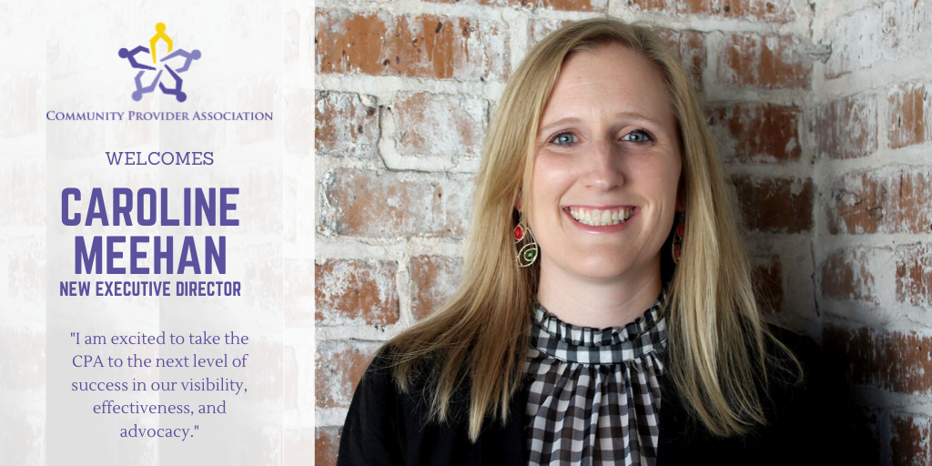 Meet our New Executive Director: Caroline Meehan